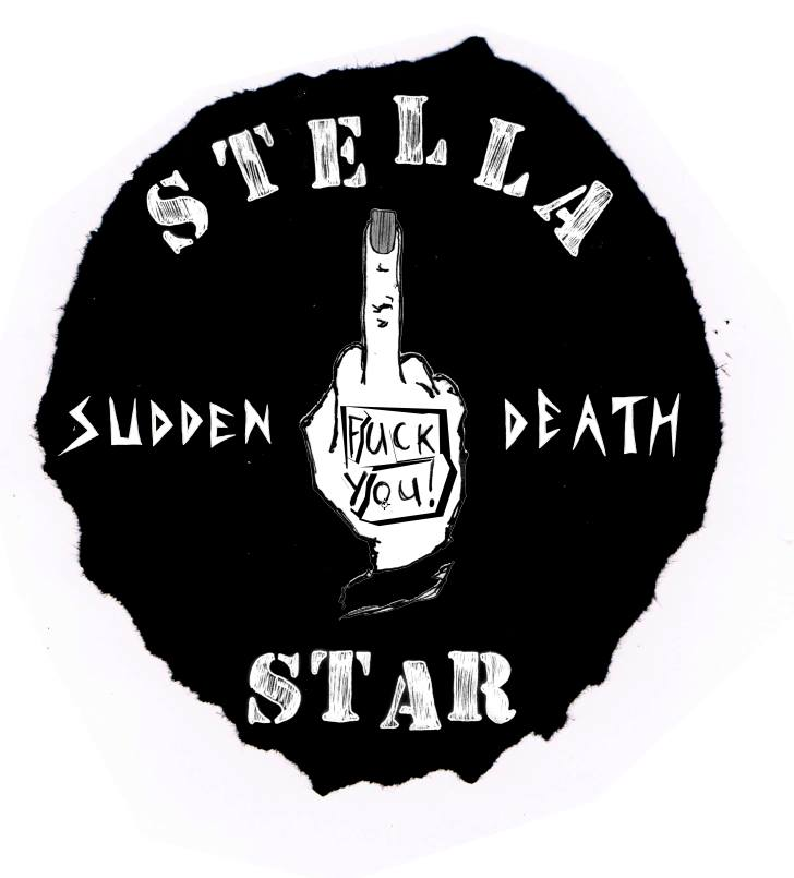 "Stella ""Sudden-Death"" Star by Lot Madeleine"